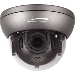 Speco Indoor and Outdoor Variable Focal Lens Dome Camera 2.8-12mm