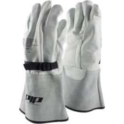 Novax?� Size 11 (2XL), 14 Inch Long, Goatskin Leather Protector Na