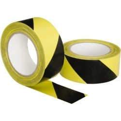 Ability One 108 Ft. x 2 Inch x 6 Mil, Vinyl Safety Tape Black on