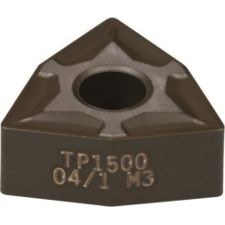 Seco WNMG331 M3 TP1500 Grade Carbide Turning Insert TiCN/Al2O3 Co found on Bargain Bro India from mscdirect.com for $15.76