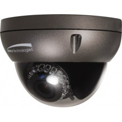 Speco Indoor and Outdoor Variable Focal Lens Infrared Dome Camera