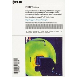 FLIR Software For Use with FLIR Thermal Cameras