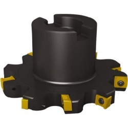 Seco 4 Inch Cutter Diameter, 0.5 Inch Cutter Width, 1 Inch Hole D found on Bargain Bro from mscdirect.com for USD $858.80