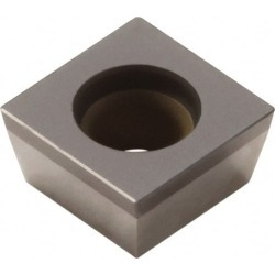 Seco SPGW1.820.5 CBN200 Grade PCBN Turning Insert Uncoated, 90 De found on Bargain Bro India from mscdirect.com for $178.00
