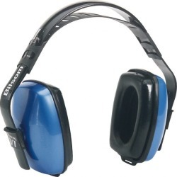Howard Leight Three Position, 25 NRR, Black and Blue Earmuffs Beh found on Bargain Bro Philippines from mscdirect.com for $15.24