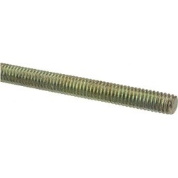 Import 5/16-18 Thread, Right Hand, Yellow Zinc-Plated, B7, Alloy found on Bargain Bro India from mscdirect.com for $8.40