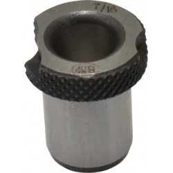 Import Type SF, 7/16 Inch Inside Diameter, Head, Slip Fixed Drill found on Bargain Bro India from mscdirect.com for $17.74