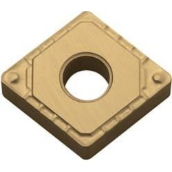 Kyocera CNMG432 HK TC40 Grade Cermet Turning Insert TiC/TiN Coate found on Bargain Bro from mscdirect.com for USD $6.29