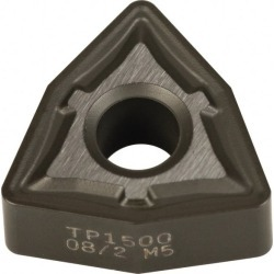 Seco WNMG332 M5 TP1500 Grade Carbide Turning Insert TiCN/Al2O3 Co found on Bargain Bro from mscdirect.com for USD $12.43