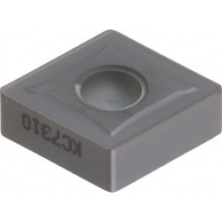 Kennametal CNMG432 KC7310 Grade Carbide Turning Insert TiAlN Coat found on Bargain Bro from mscdirect.com for USD $16.00