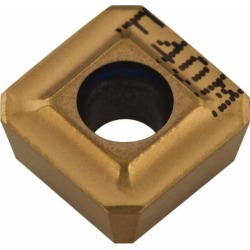 Seco SPMX0703 75 F40M Grade Carbide Milling Insert TiAlN/TiN Coat found on Bargain Bro from mscdirect.com for USD $11.98