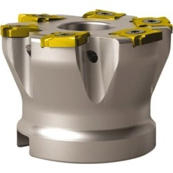 Seco 1.9685 Inch Cutting Diameter, 0.122 Max Depth of Cut, SNHQ 1 found on Bargain Bro from mscdirect.com for USD $775.20