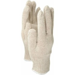 PRO-SAFE Men's Size 9 (L), Cotton/Polyester Work Gloves General P found on Bargain Bro India from mscdirect.com for $0.57