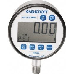 Ashcroft 3 Inch Dial, 1/4 Inch, 0 to 2000 Scale Range Pressure Ga