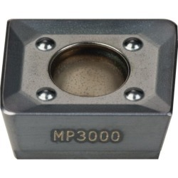 Seco ACET150612 MD15 MP3000 Grade Carbide Milling Insert TiAlN/Ti found on Bargain Bro from mscdirect.com for USD $24.13