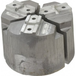 Abbott Workholding Products 6 Inch and Up Chuck Capacity, Serrate found on Bargain Bro Philippines from mscdirect.com for $135.50