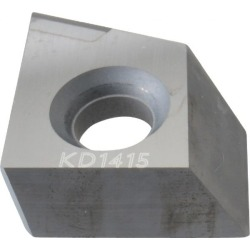 Kennametal BGHX15L5 KD1415 Grade PCD Milling Insert Triangle, 0.1 found on Bargain Bro India from mscdirect.com for $67.73