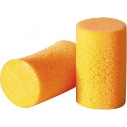Howard Leight Disposable, Uncorded, 30 dB, Barrel Earplugs Orange found on Bargain Bro India from mscdirect.com for $37.85
