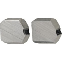 Cle-Line 3/8-16, Collet #1 and 5, Two Piece Adjustable Die Carbon