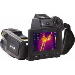 FLIR 1,000 Images, 4.3 Inch Color LCD Display, Thermal Imaging In