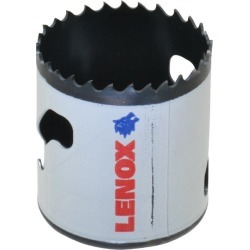 Lenox 1-7/8 Inch Saw Diameter, Bi Metal Toothed Edge Hole Saw 1-1 found on Bargain Bro Philippines from mscdirect.com for $19.31