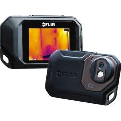 """FLIR 3""""color Lcd 500cap C2 Pckt Therm Imag Camera 72001-0101"""