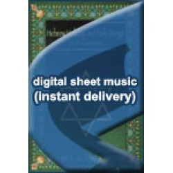 Traditional Jewish - Chanukah - Sheet Music (Digital Download)