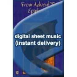Craig A. Penfield - At the Manger - Christmas Eve - for Organ - Sheet Music (Digital Download)