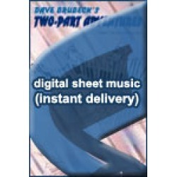 Indian Song - Sheet Music (Digital Download)
