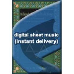 Traditional Jewish - Artza Alinu - Sheet Music (Digital Download)