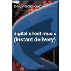Kid Rock - Only God Knows Why Sheet Music (Digital Download)