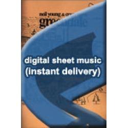 Neil Young - Grandpa's Interview - Sheet Music (Digital Download)