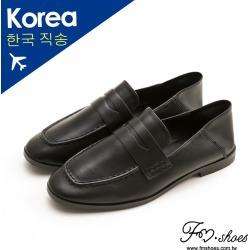 FMSHOES 韓-2way後踩方頭紳士鞋 found on Bargain Bro Philippines from mydress for $67.47