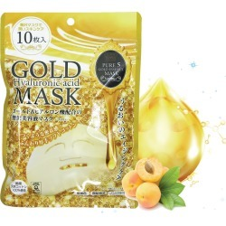 Pure 5 Essence Gold Essence Mask 黃金精華面膜10片 found on Bargain Bro India from mydress for $7.54