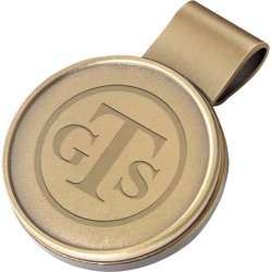 72 Engraved Golf Ball Marker Hat Clip found on Bargain Bro from Myron for USD $311.36