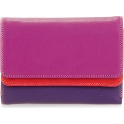 Double Flap Purse/Wallet Sangria Multi found on Bargain Bro UK from Mywalit UK Limited