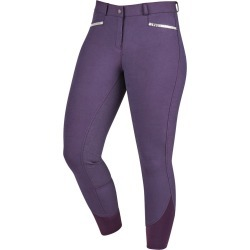Dublin Ladies Onyx Gel Full Seat Breeches Plum found on Bargain Bro UK from naylors