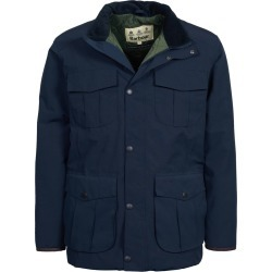 Barbour Mens Farrier Jacket Navy found on Bargain Bro from naylors for £171