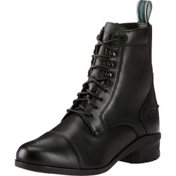 Ariat Ladies Heritage IV Lace Paddock Boots Black found on Bargain Bro UK from naylors