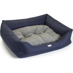 Chilli Dog Waterproof Dog Sofa Bed Navy found on Bargain Bro UK from naylors