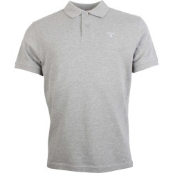 Barbour Mens Sports Polo Grey Marl found on Bargain Bro from naylors for £28