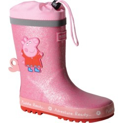 Regatta Childs Peppa Puddle Wellies Peppa Pink found on Bargain Bro UK from naylors