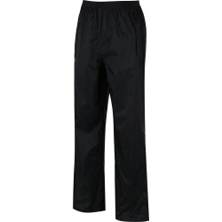 Regatta Mens Pack-It Over Trousers Black found on Bargain Bro from naylors for £6