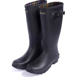 Barbour Mens Bede Wellington Boots Black found on Bargain Bro from naylors for £65