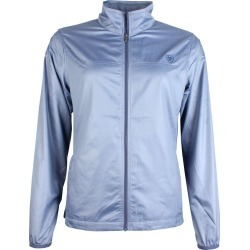 Ariat Ladies Ideal Windbreaker Jacket Indigo Fade Heather found on Bargain Bro UK from naylors