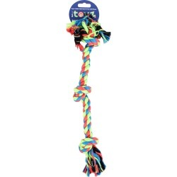 Petface Toyz Triple Knot Tug Rope found on Bargain Bro UK from naylors