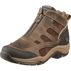 Ariat Ladies Terrain H2O Zip Riding Boots Distressed Brown found on Bargain Bro UK from naylors