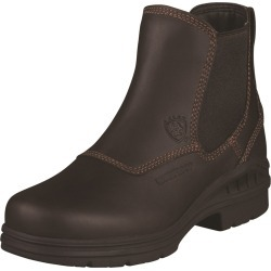 Ariat Ladies Barnyard Twin Gore H2O Riding Boots Dark Brown found on Bargain Bro UK from naylors