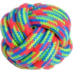 Petface Toyz Woven Rope Ball found on Bargain Bro UK from naylors