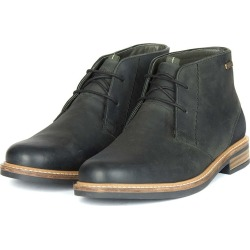 Barbour Mens Readhead Leather Boots Black found on Bargain Bro from naylors for £126